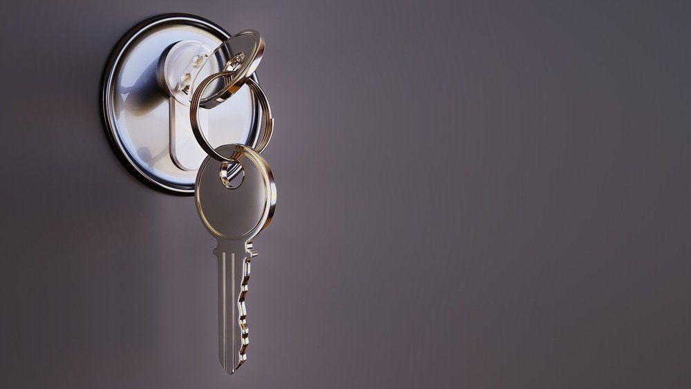 Nyckel till trygghet